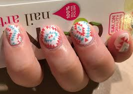 lovelifeoutloud nails of the week 86 coconut nail art by incoco