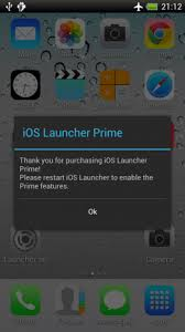 ios launcher apk launcher for ios prime 1 0 apk for android aptoide