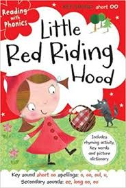 amazon red riding hood reading phonics