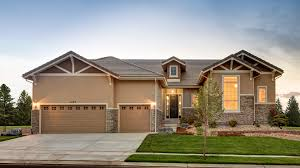 Rancher Home Broomfield Co Active Community Anthem Ranch By Toll