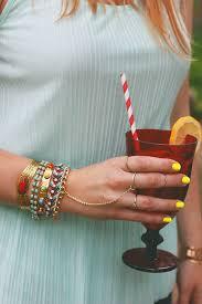 diy hand bracelet images Diy friendship bracelet hand charm homemadebanana jpg