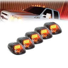 oem chevy cab lights cab clearance lights amazon com