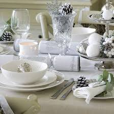 White Christmas Decorations Pictures by 30 Best Love It Christmas Decorating Images On Pinterest