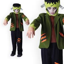 Boys Frankenstein Halloween Costume Boys Halloween Costume Frankenstein Monster Fancy Dress Kids