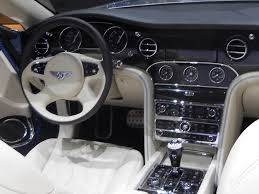 bentley interior 2016 bentley wants a piece of rr u0027s pie with grand convertible