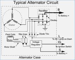 automotive alternator wiring diagram americansilvercoins info