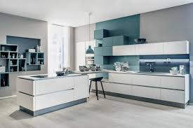 Nordic Kitchens by Urban Myth More Than A Kitchen Nordic Oak And Aquamarine
