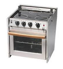 2 Burner Cooktop Electric Electric Stove Oven All Boating And Marine Industry