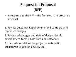 hardware design proposal request for proposal rfp ppt video online download