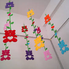 nursery classroom air hanging ornaments class products school