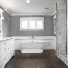 Flooring Bathroom Ideas by Best 25 Wood Tile Bathrooms Ideas On Pinterest Wood Tiles