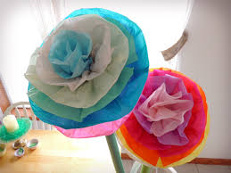 tissue paper flowers 10 ways to make tissue paper flowers guide patterns