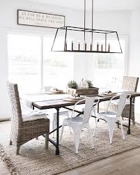 Casual Dining Room Chandeliers Dining Room Chandelier In Modern Dining Room Interior Hupehome