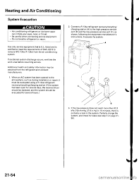 charging honda civic 2003 7 g workshop manual