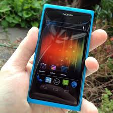android ics nokia n9 gets android ics port