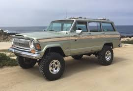 1970 jeep wagoneer for sale 1971 jeep wagoneer custom for sale on bat auctions sold for