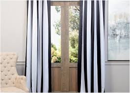 White Curtains With Blue Trim 36 Gallery White Curtains With Black Trim Innovative Home Design