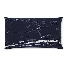 pattern black silk pack 2 pack mixed marble silk pillowcases