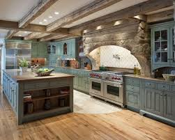 cabin kitchen ideas kitchen rustic kitchens cabinets design pictures remodel