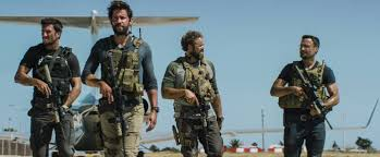 Bad Boys Harte Jungs 13 Hours The Secret Soldiers Of Benghazi Trailer Jetzt Im Kino