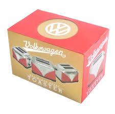 Campervan Toaster Red Volkswagen Camper Stainless Steel Toaster Pink Cat Shop