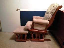 Rocking Chair Recliner For Nursery by All Baby Nursery Rockers Types