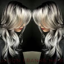 grey hair 2015 highlight ideas 469 best hair shades of gray images on pinterest hair colors