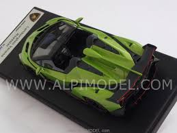Lamborghini Veneno Model - looksmart lamborghini veneno roadster 2014 ithaca green 1 43