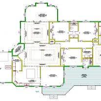 house planner home architecture elegant single floor house design kerala home