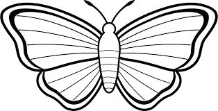 coloring pages butterfly coloring page easy butterfly coloring