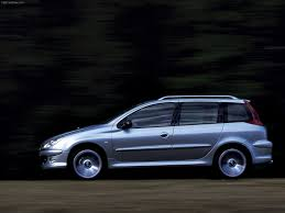 peugeot 1 peugeot 206 sw concept 2001 picture 1 of 5