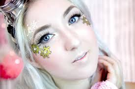 steunk faerie makeup tutorial