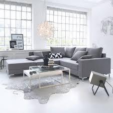 Wohnzimmer Grau Gemütliche Innenarchitektur Gemütliches Zuhause