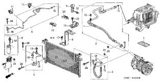 2000 honda accord lx parts honda store 2000 accord a c hoses pipes 1 parts