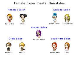best vip hair cut maplestory hairstyles maplestory tuny for