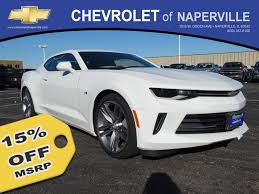 New Camaro 2015 Price New 2017 Chevrolet Camaro 2lt Coupe Rs Package Navigation