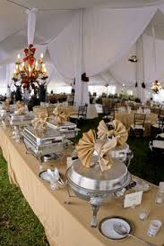 Buffet Set Up by 3 C U0027s Catering Buffet Setup September 14 2013 Wedding Ceremony