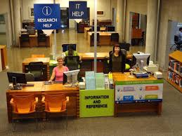 information and reference desk university of toronto scarborough