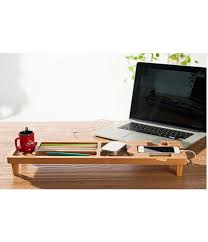 Desk Organizer Diy Bamboo Wooden Keyboard Desk Organizer Recta Tech