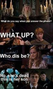 Harrypotter Meme - my collection of harry potter memes album on imgur