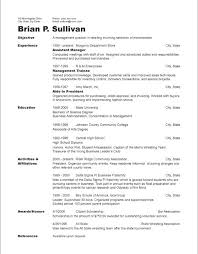 Functional Resumes Examples Chronological Resume Examples Samples Receptionist Resume Sample