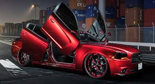 four door dodge charger four scissor door dodge charger clamors for your attention