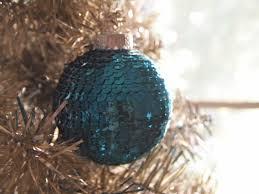 Glitter Christmas Ornaments With Glue by 15 Festive Diy Christmas Ornaments