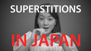 Unlucky Things Learn Japanese Superstitions Unlucky Numbers Youtube