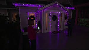 Bedroom Set Qvc Set Of 20 C9 Bulb Smart Lights Light Strand W App Control On Qvc