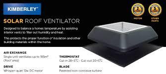 solar roof ventilators melbourne roofrite