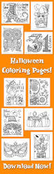 fall and halloween coloring pages 521 best coloring pages images on pinterest fun art