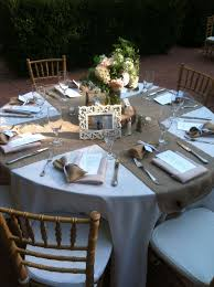 Wedding Table Setting Ideas Best 25 Round Table Settings Ideas On Pinterest Round Table