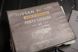 1967 nissan patrol parts fox motorsports