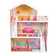 endearing design barbie doll house ideas with pink purple blue